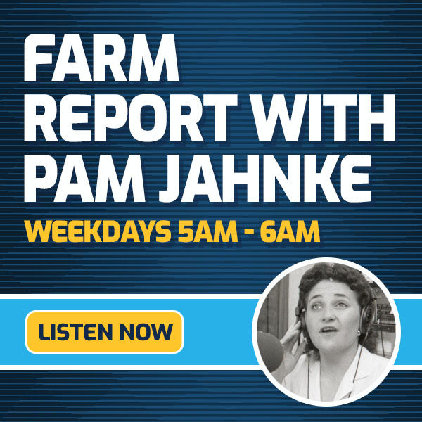 Farm Report with Pam Jahnke